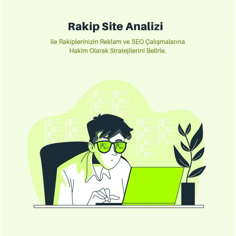 Rakip Site CheckUP