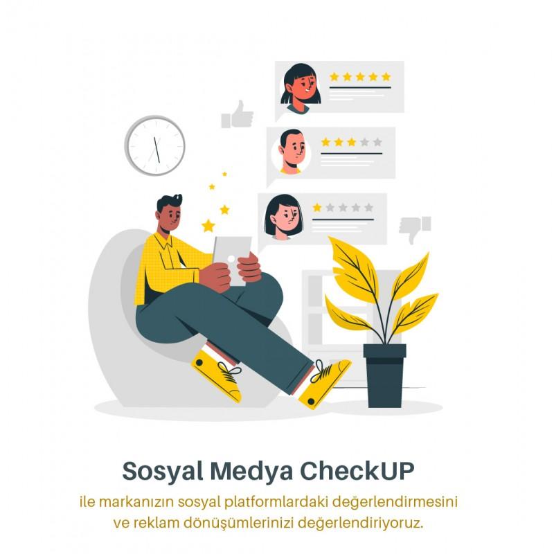 Sosyal Medya CheckUP